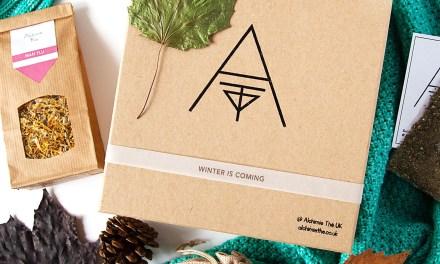 Free Alchimie Tea Box