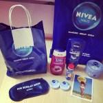 Free Nivea Goody Bags
