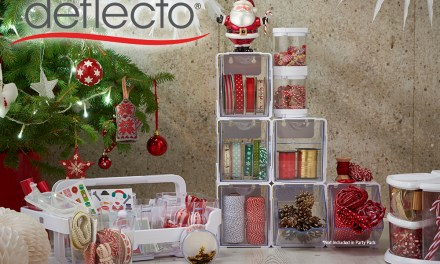FREE Deflecto Gift Giving Party Pack