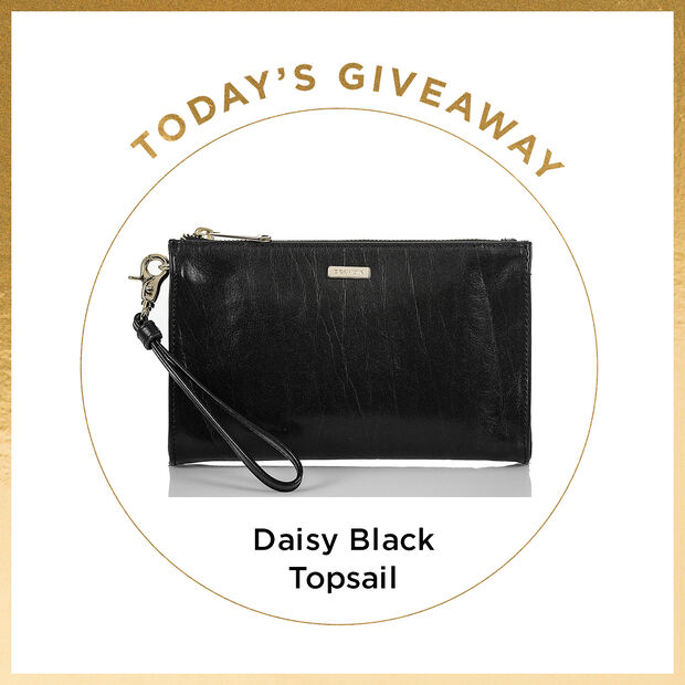 Brahmin Bag a Day Giveaway