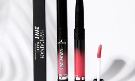Free 2 in 1 Liquid Lipstick and Lip Liner