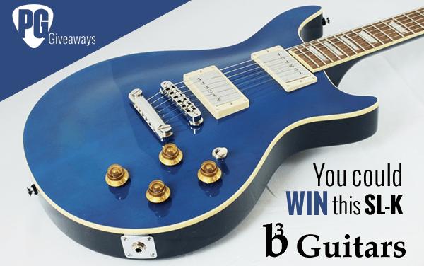 b3 Guitars Giveaway