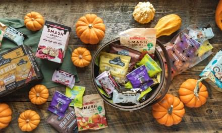 Kodiak Cakes Halloween Giveaway