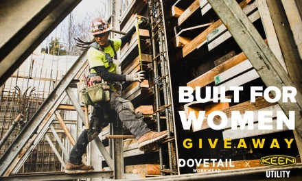 KEEN Utility x Dovetail Built for Women Giveaway