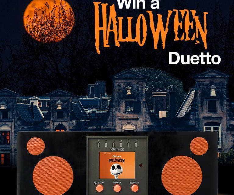 Como Audio Annual Halloween Giveaway