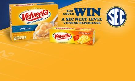 Velveeta Instant Win Prizes