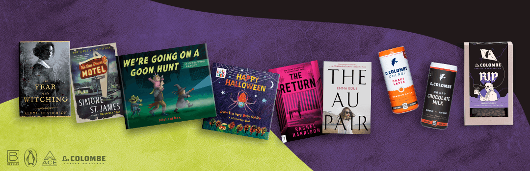 Read and Be Scary Sweepstakes
