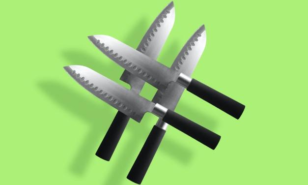 Free Overlord Cooking Knives