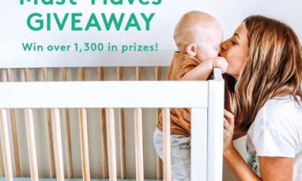 New Mom Must Haves Giveaway