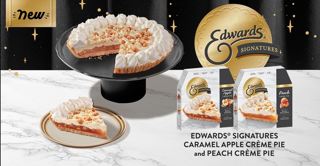 Free Edwards Signature Pies