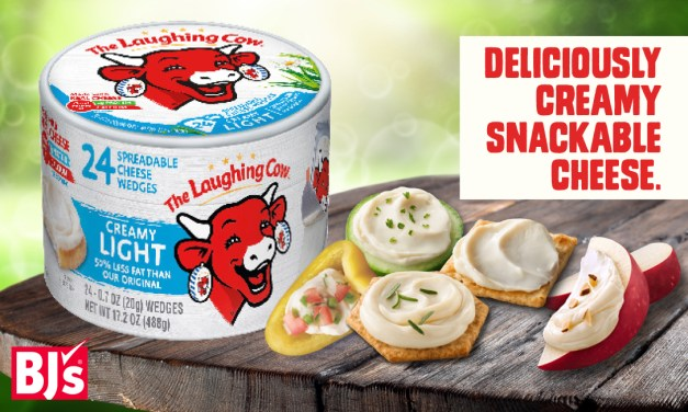 Free The Laughing Cow Light Creamy Swiss Spreadable Cheese