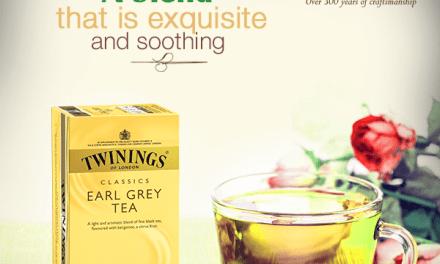 Free Twinings of London Tea