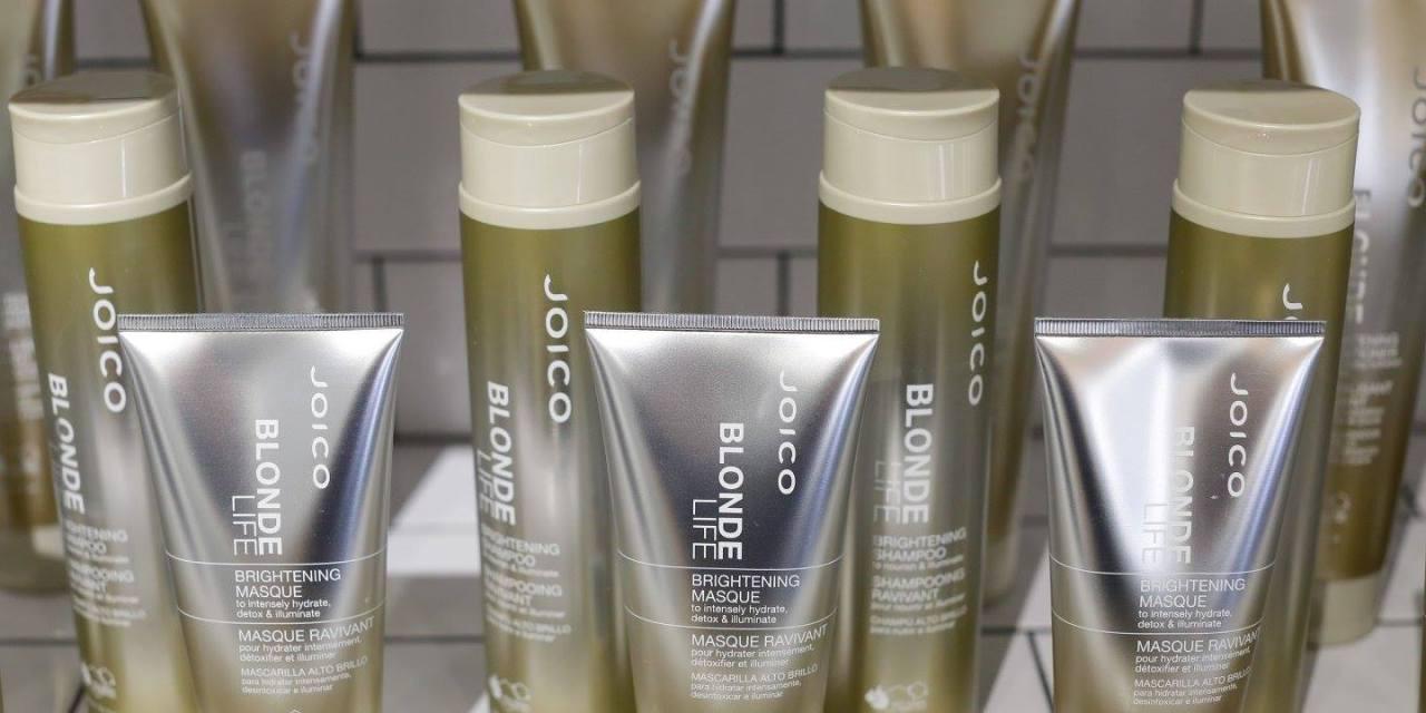 Free Joico Blonde Life Lightening Powder