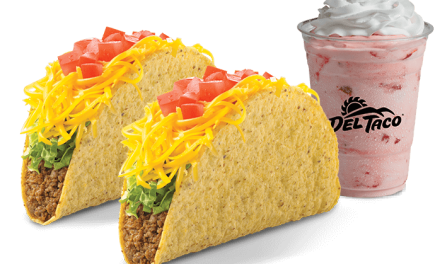 2 Free Tacos and Free Shakes