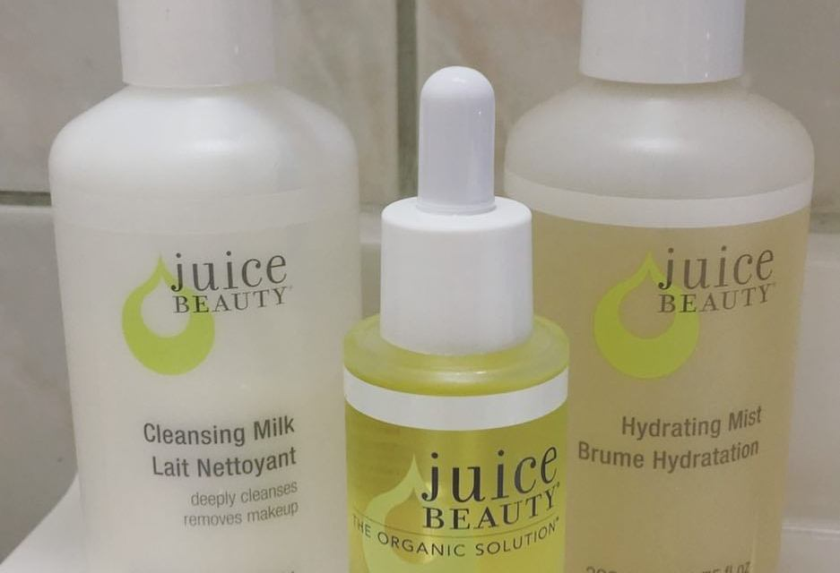 Free Juice Beauty Cleansing Milk or Hydrating Mist
