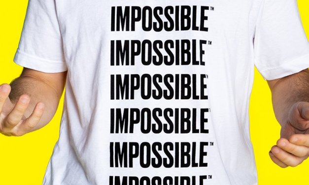 FREE Impossible Foods T-Shirt