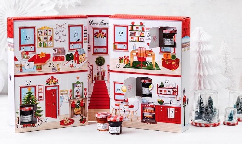 Free Bonne Maman Advent Calendar
