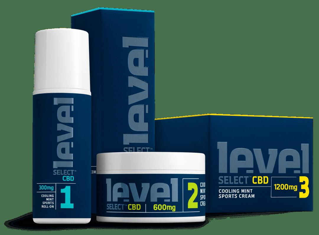 free-sample-of-level-select-cbd-sports-cream-box