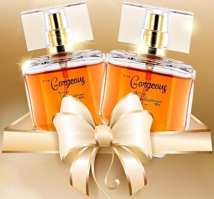 Free Gorgeous Perfume by RCW