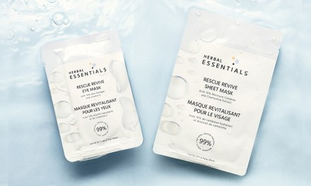 Free Herbal Essentials Sheet and Eye Mask