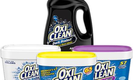 FREE OxiClean Samples