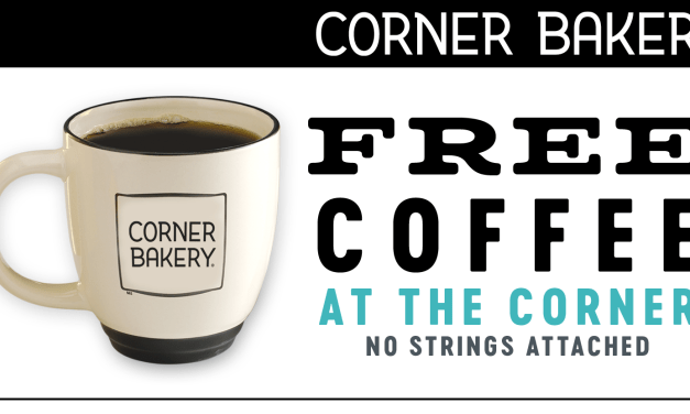 Free Corner Bakery Cafe Coffee