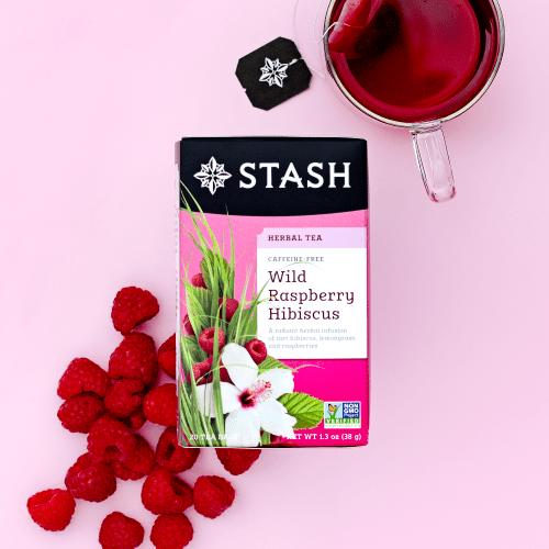 Free Stash Tea