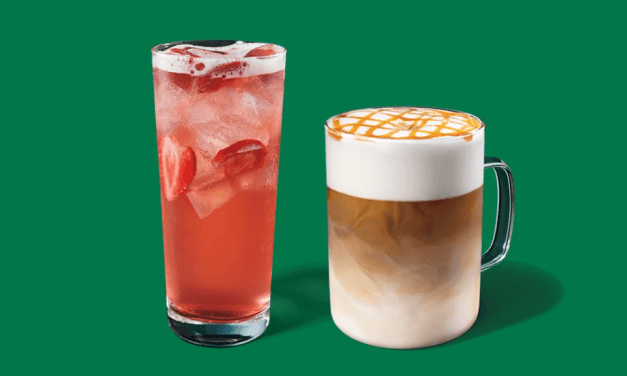 BOGO Drinks at Starbucks