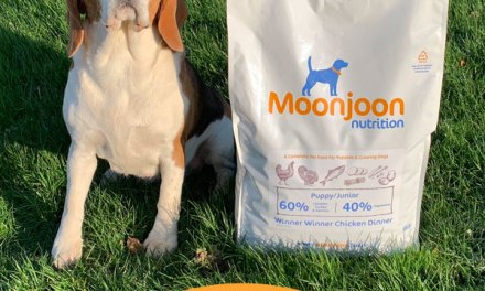Free Moonjoon Dog Food Sample