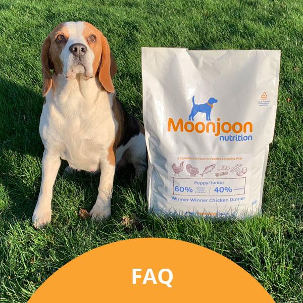 Free Moonjoon Dog Food Sample