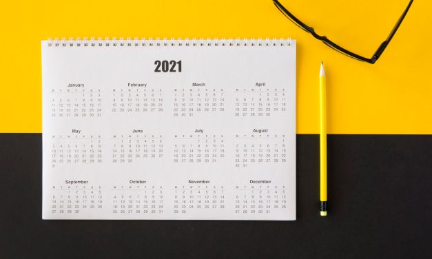 Free Ministry of the Arts 2021 Calendar