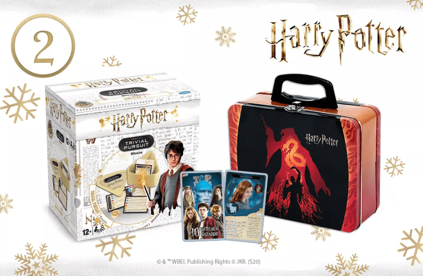Free Harry Potter™ Lunch Box