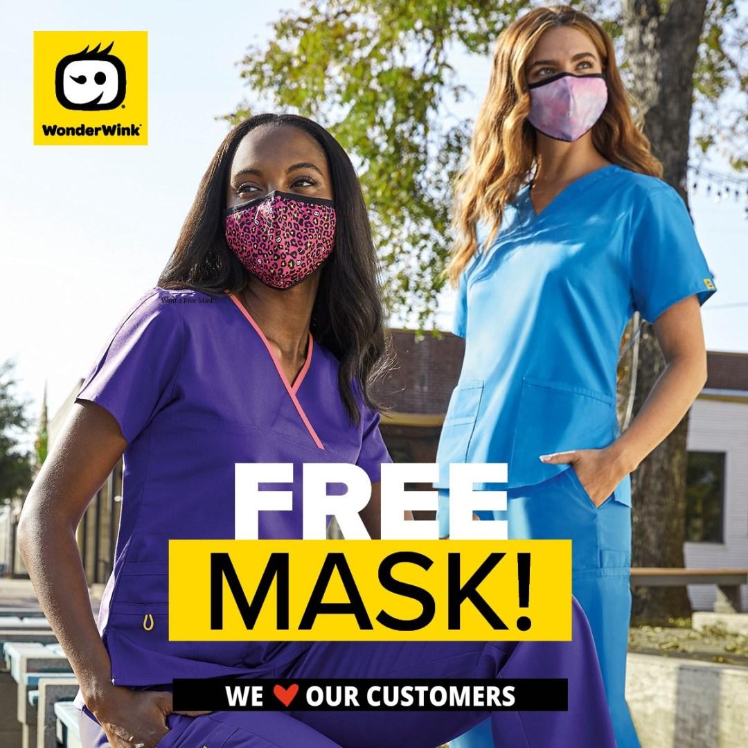 free-wonderwink-mask