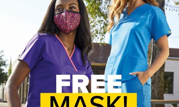 Free WonderWink Mask