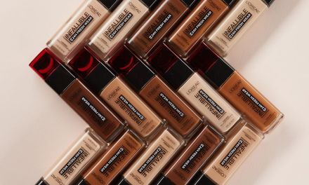 Free Sample of L'Oreal Infalliable 24 Hour Fresh Wear Foundation