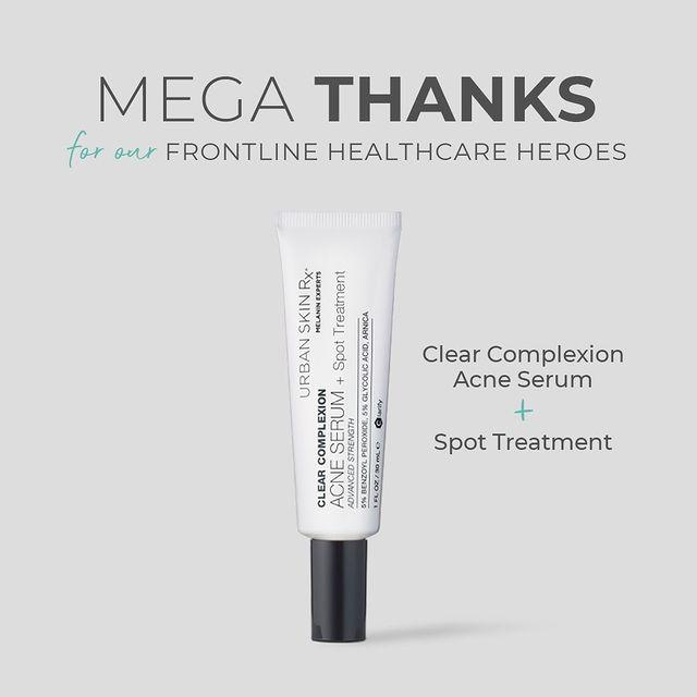 Free Urban Skin RX Clear Complexion Acne Serum + Spot Treatment