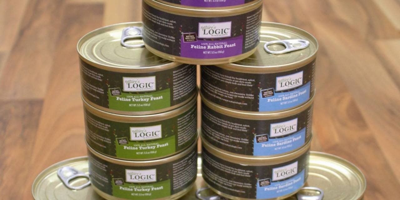 Free Cans Nature's Logic Cat Food
