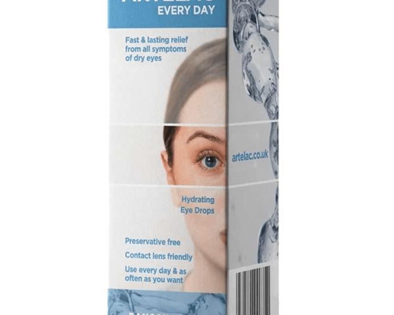 Free Artelac Every Day Eye Drops