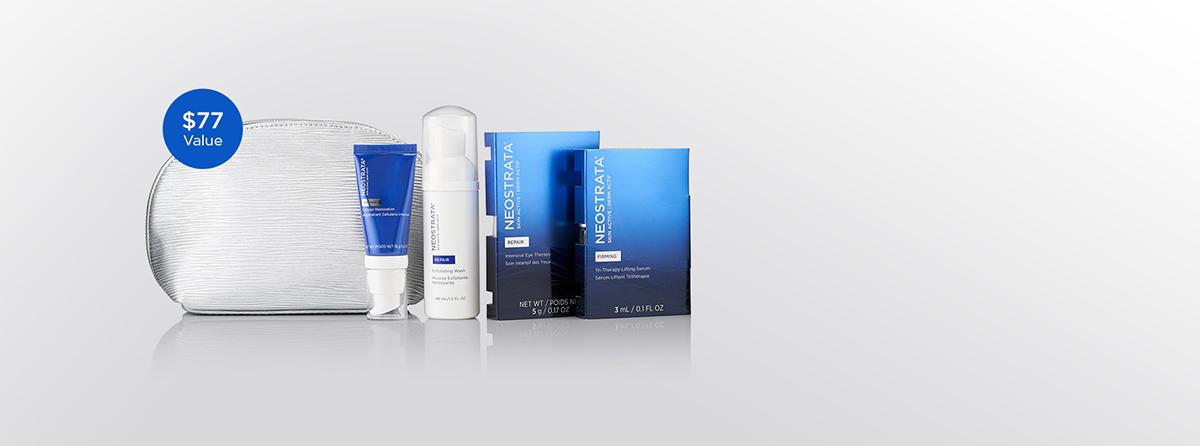FREE NEOSTRATA Anti-Aging Skincare Favorites Set