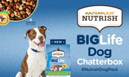 FREE Rachael Ray Nutrish Big Life Dog Chatterbox