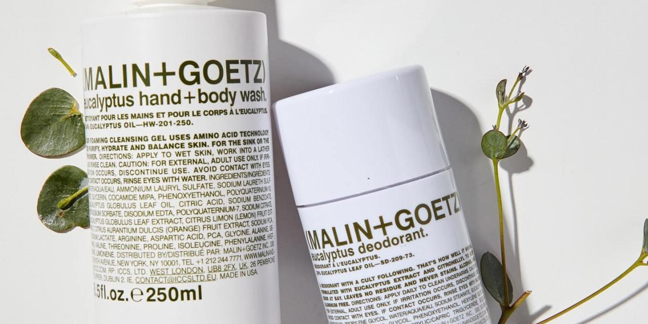 Free Malin + Goetz Botanical Deodorant Samples