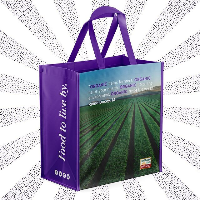 free-earthbound-farm-shopping-tote