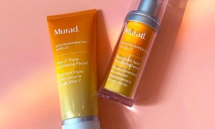 FREE Murad Vita-C Exfoliating Facial Sample