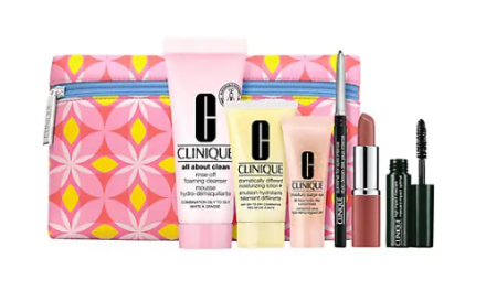 Free Clinique Gift Pack
