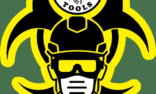 Free Klein Tools QuaranTEAM Sticker