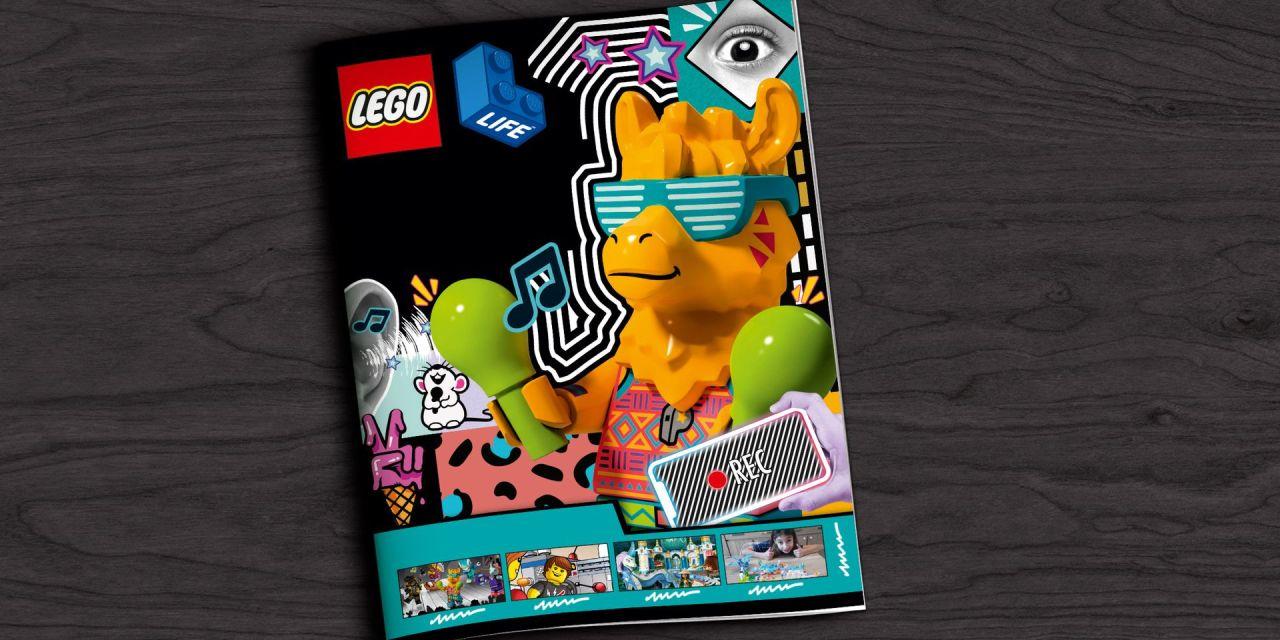 FREE LEGO Life Magazine
