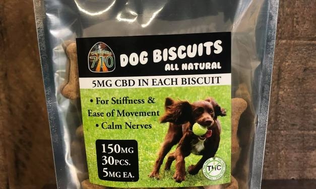 Free CBD Pet Tincture And CBD Dog Treats