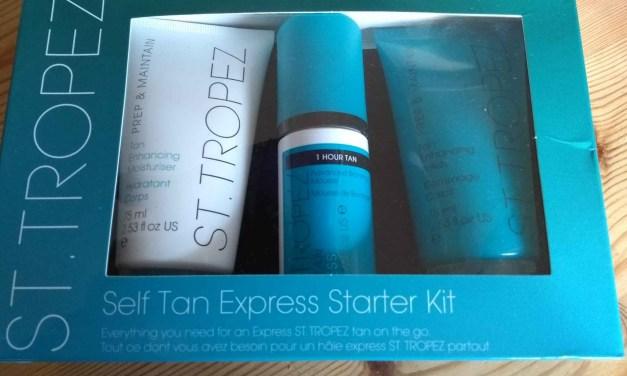 Free St. Tropez Self Tan Box