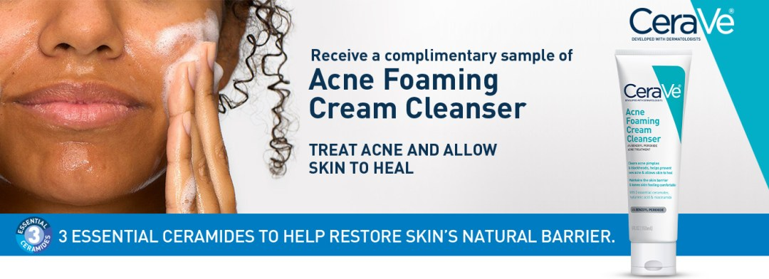 free-cerave-acne-foaming-cleanser-sample