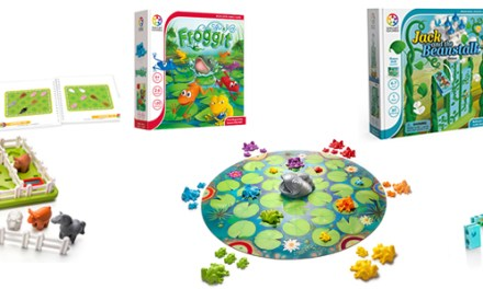Free SmartGames Learning Fun Party Kit